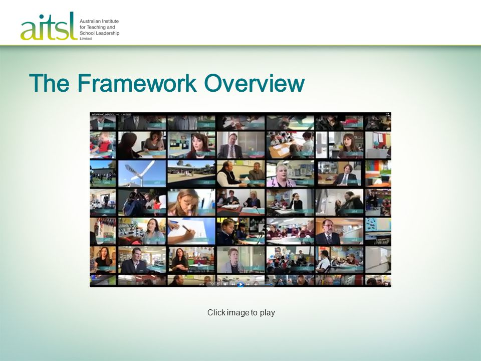 The Framework Overview