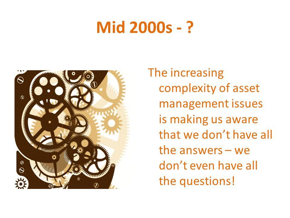 Mid 2000s -