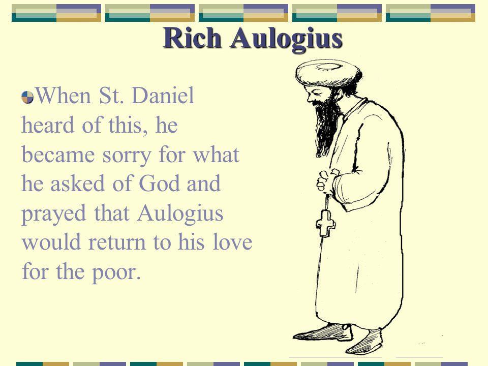 Rich Aulogius When St.