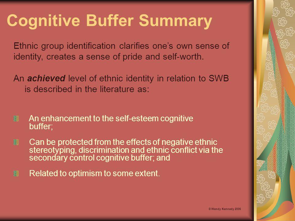 Cognitive Buffer Summary