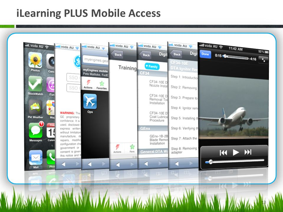 iLearning PLUS Mobile Access