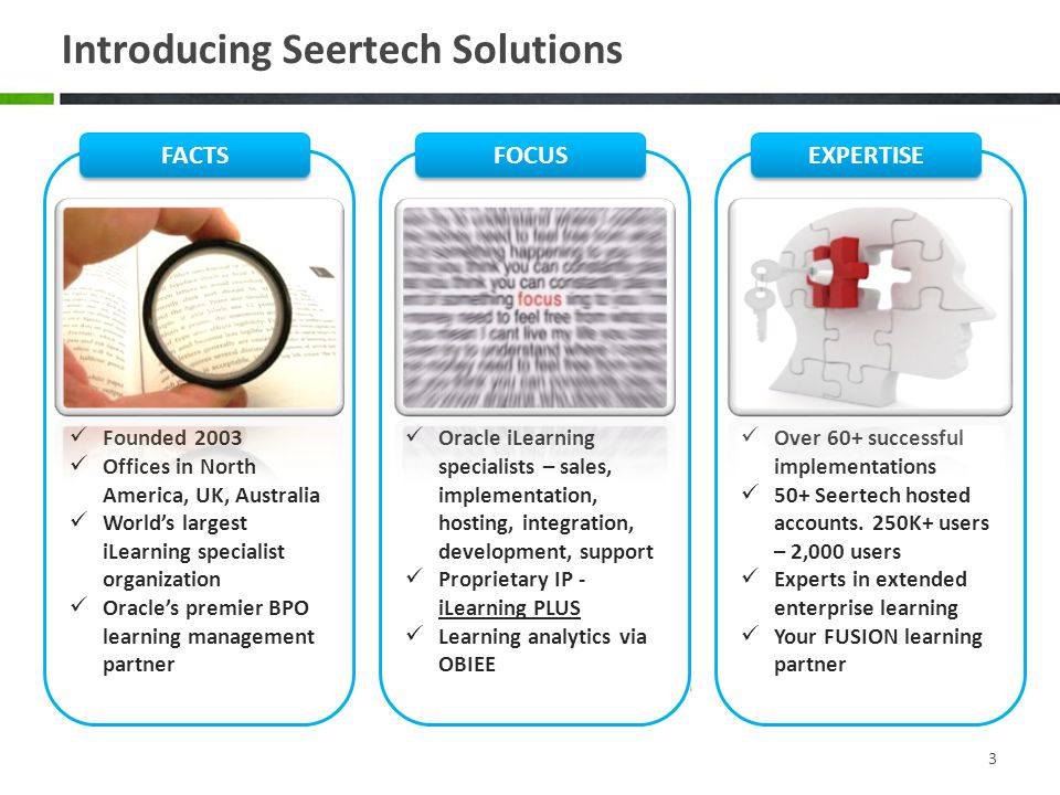 Introducing Seertech Solutions
