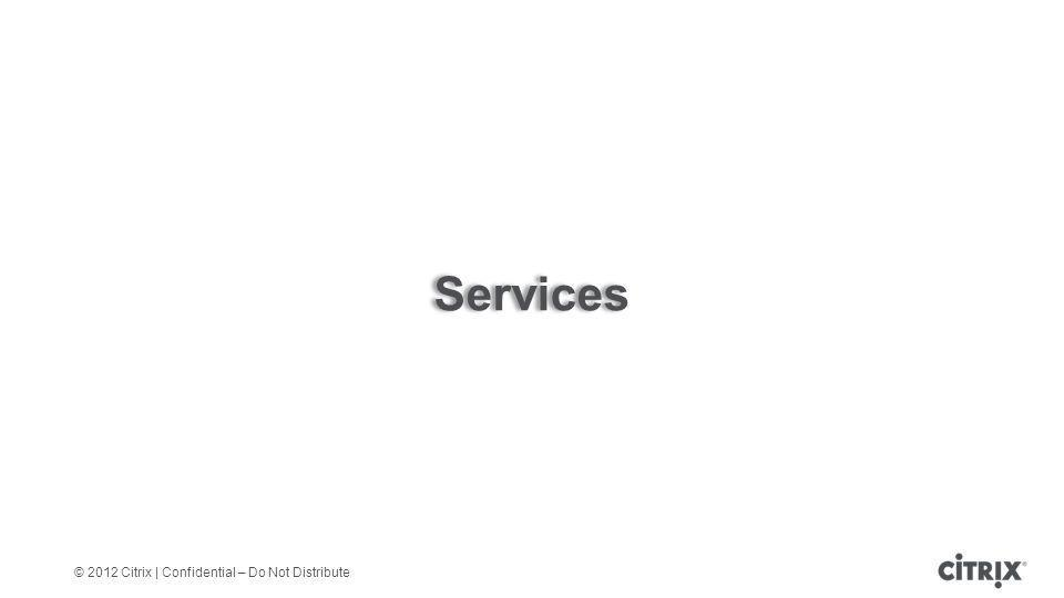 Services We will now transition and review the services architecture
