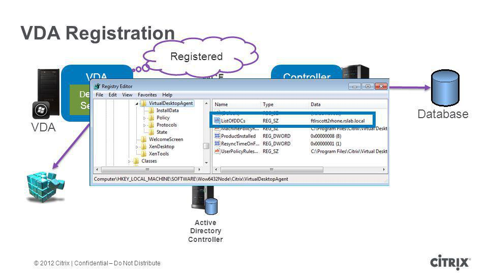 VDA Registration Database VDA DDC ListofDDC Registered VDA Controller