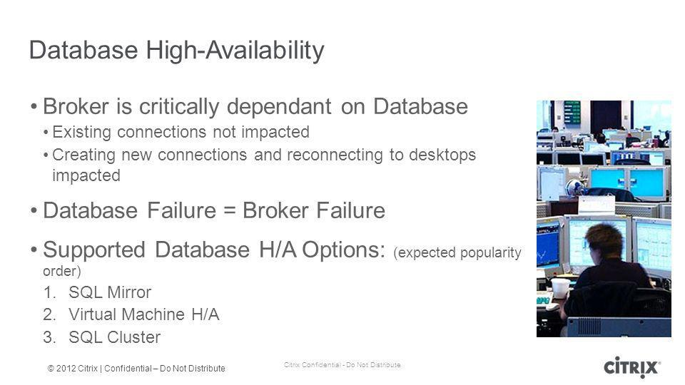 Database High-Availability
