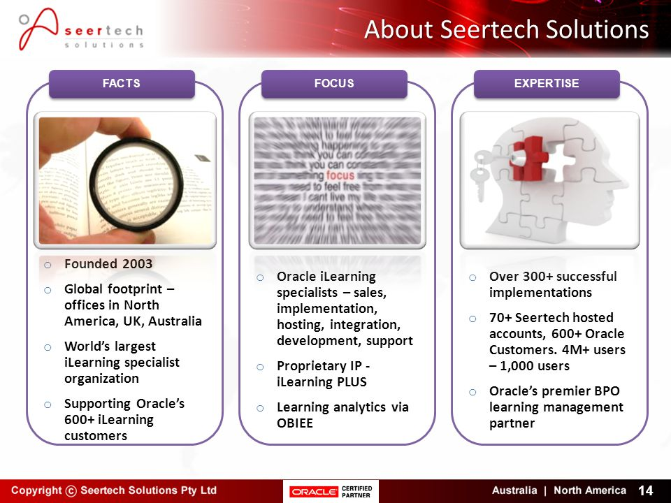 About Seertech Solutions