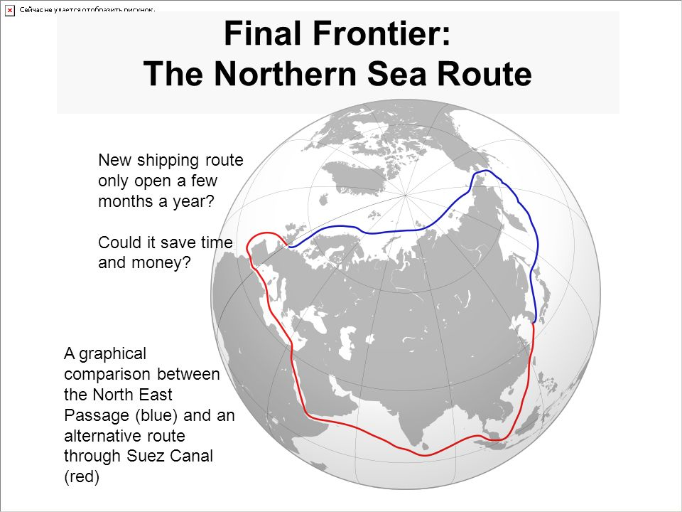 Final Frontier: The Northern Sea Route