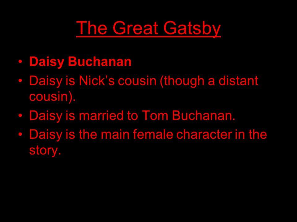 The Great Gatsby Daisy Buchanan