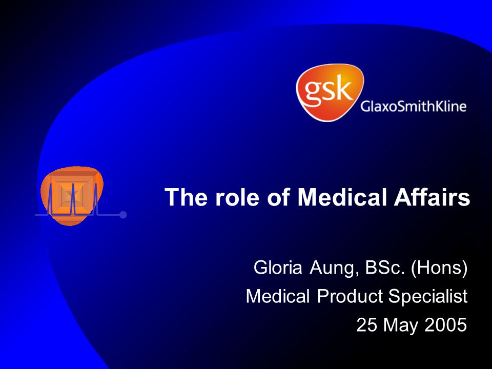 The role of Medical Affairs