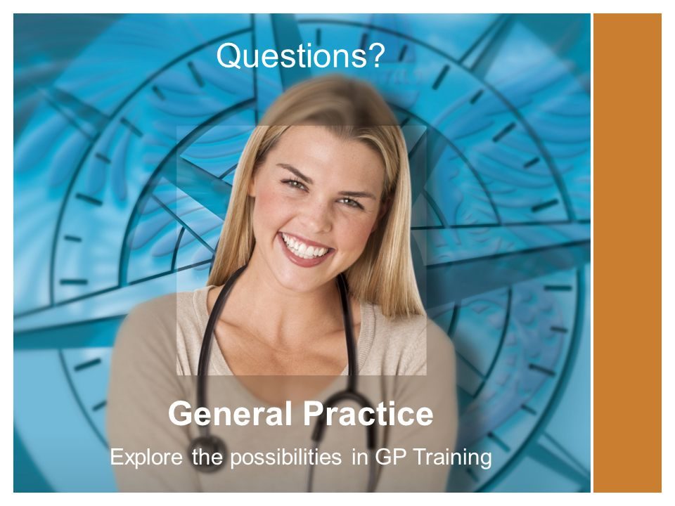 Explore the possibilities in GP Training