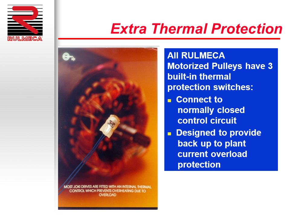 Extra Thermal Protection