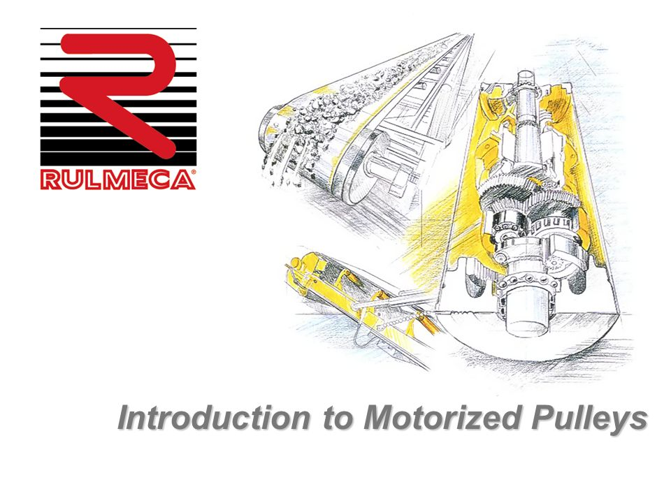 Introduction to Motorized Pulleys