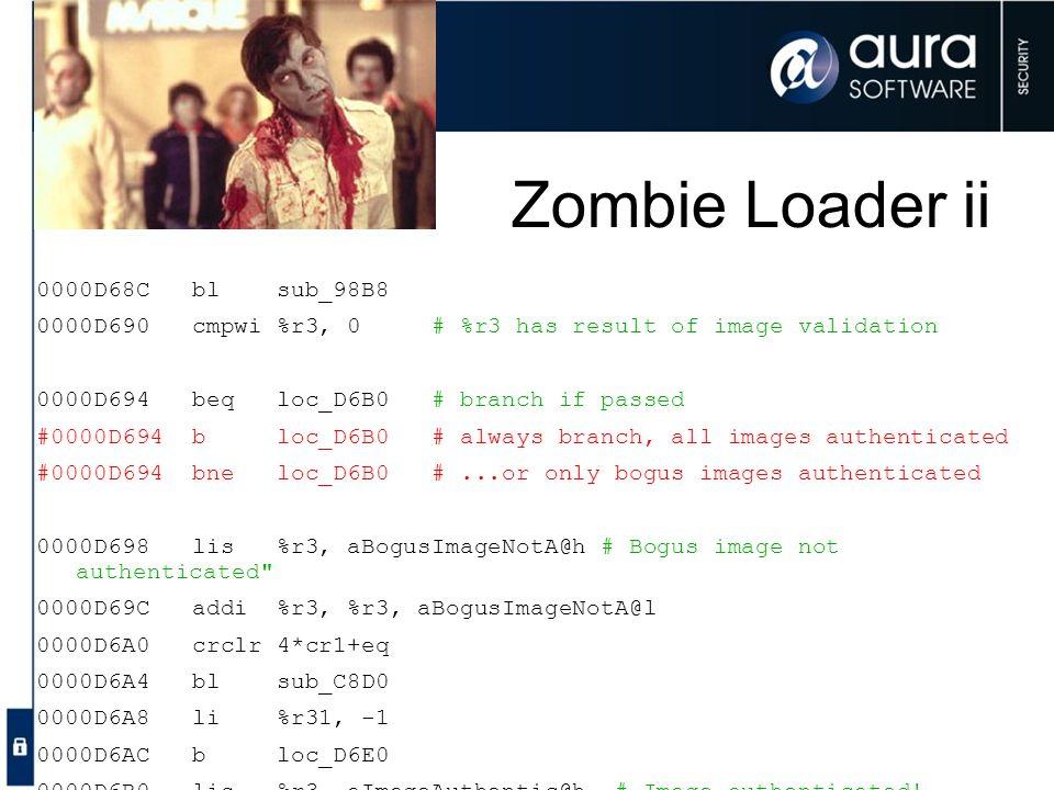 Zombie Loader ii 0000D68C bl sub_98B8