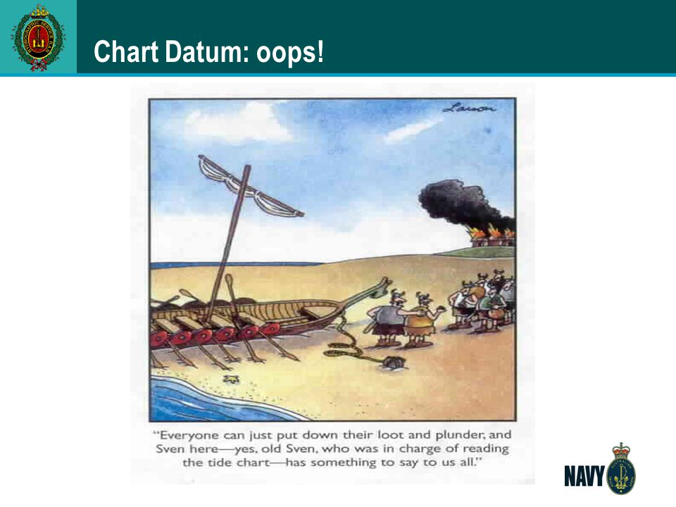 Chart Datum: oops!