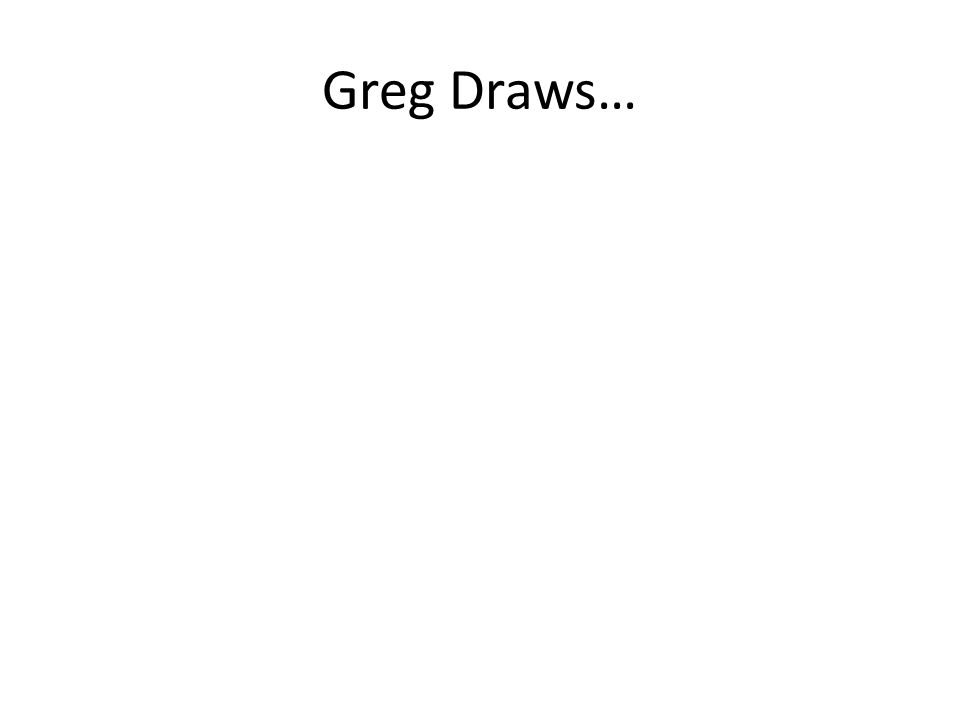 Greg Draws…