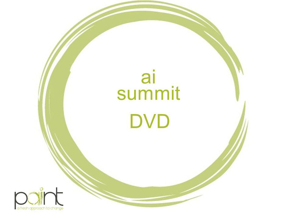 ai summit DVD.