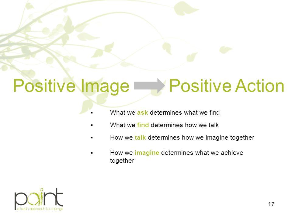 Positive Image Positive Action