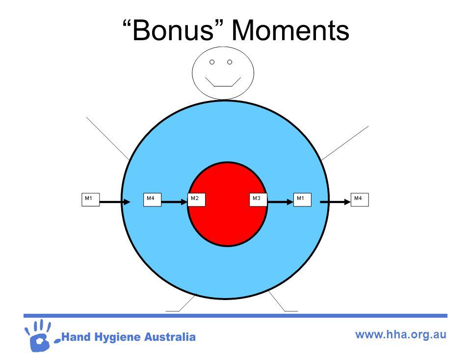 Bonus Moments
