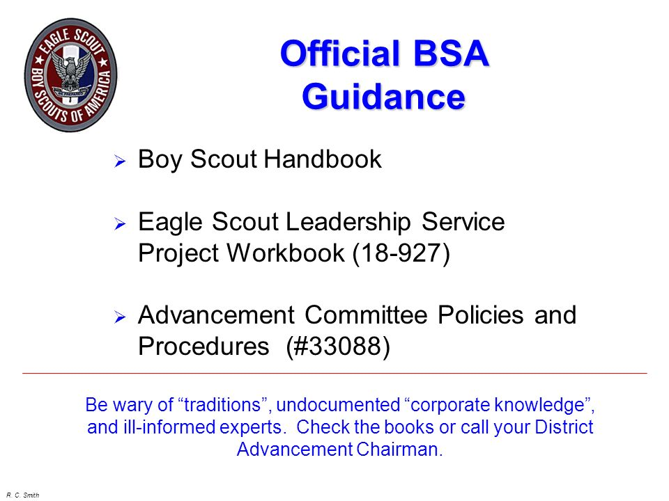 Official BSA Guidance Boy Scout Handbook
