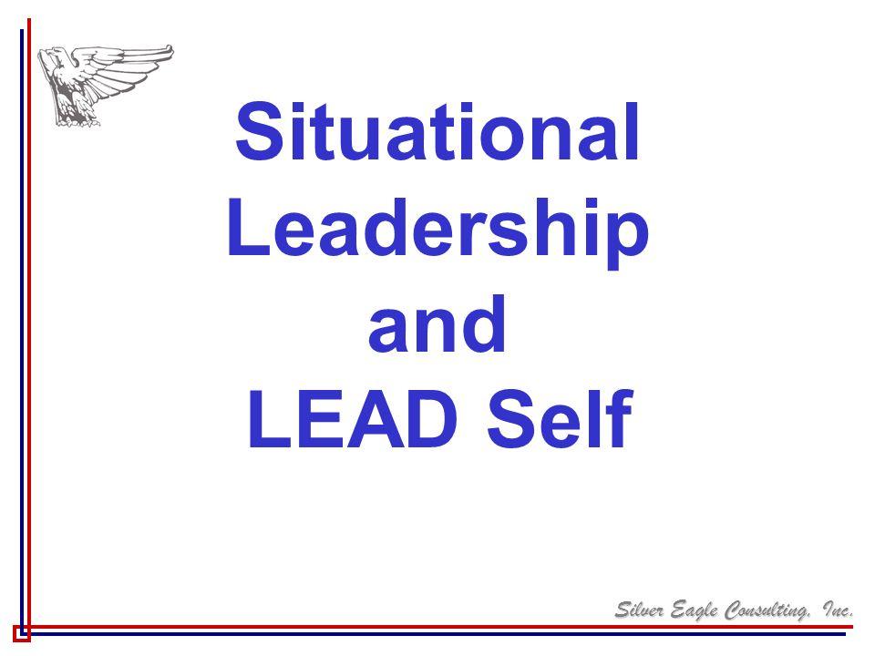 Situational Leadership and LEAD Self