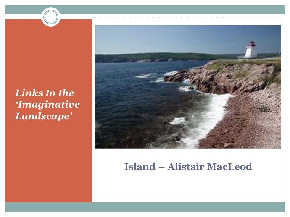 Island – Alistair MacLeod