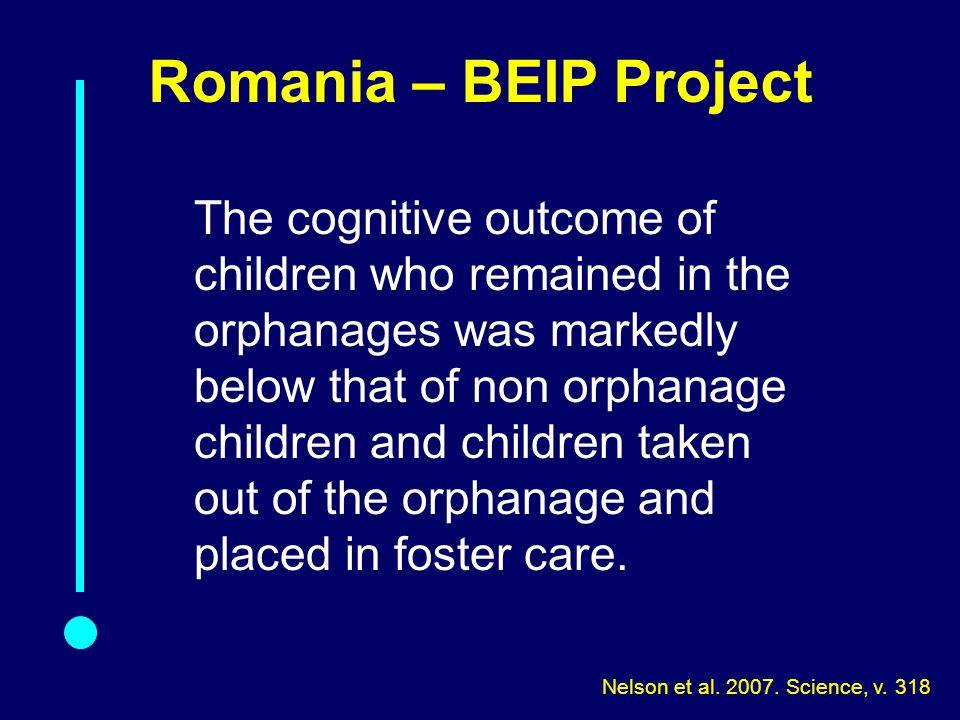 08-010 Romania – BEIP Project.
