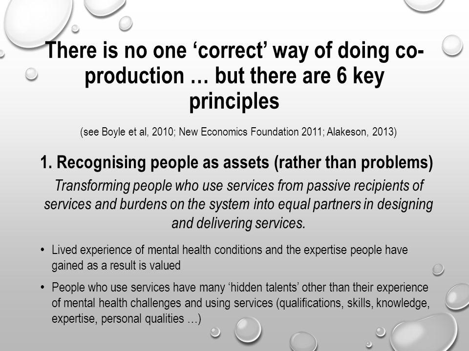 (see Boyle et al, 2010; New Economics Foundation 2011; Alakeson, 2013)