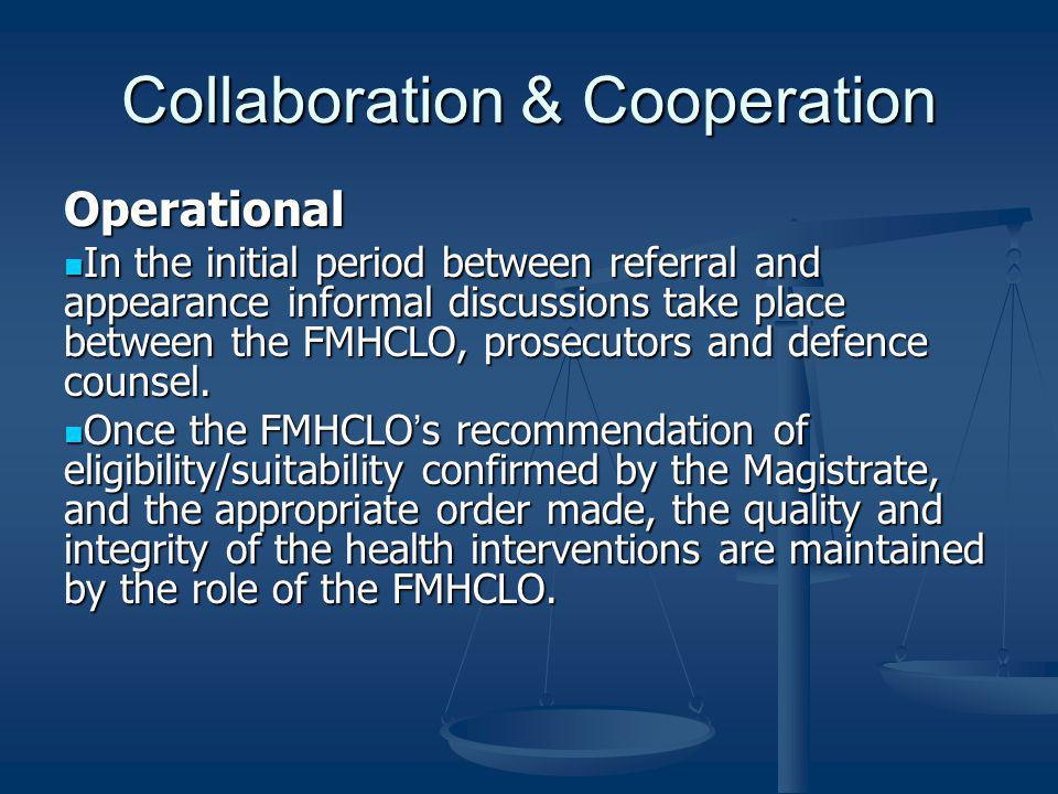 Collaboration & Cooperation
