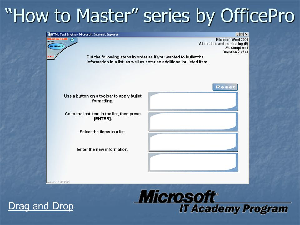 How to Master series by OfficePro
