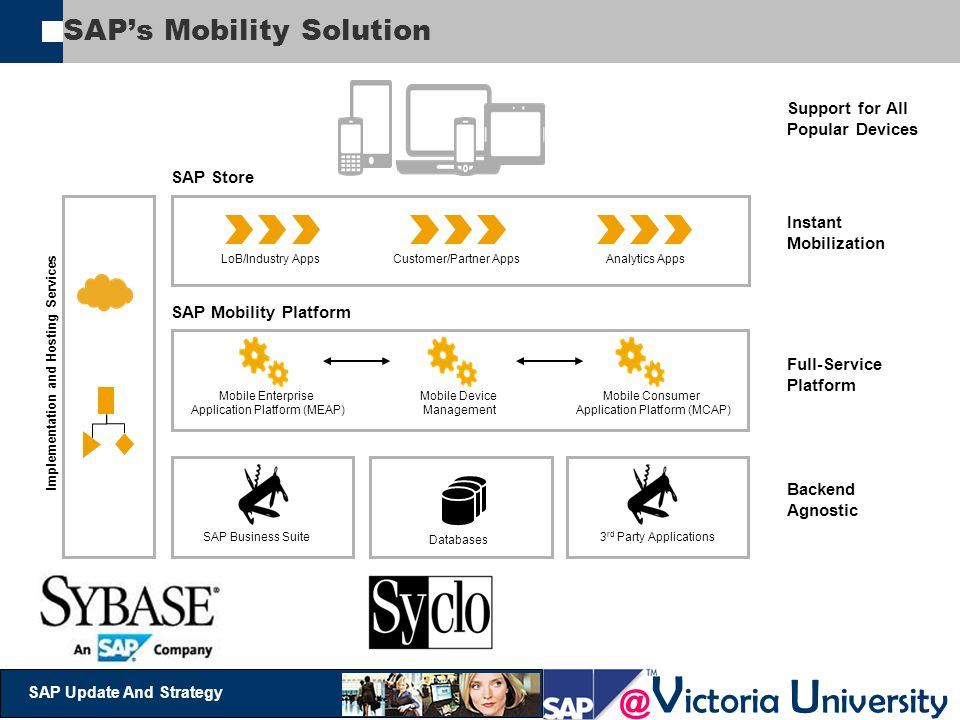 SAP's Mobility Solution