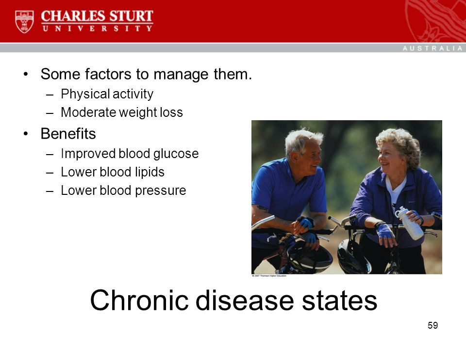 Chronic disease states
