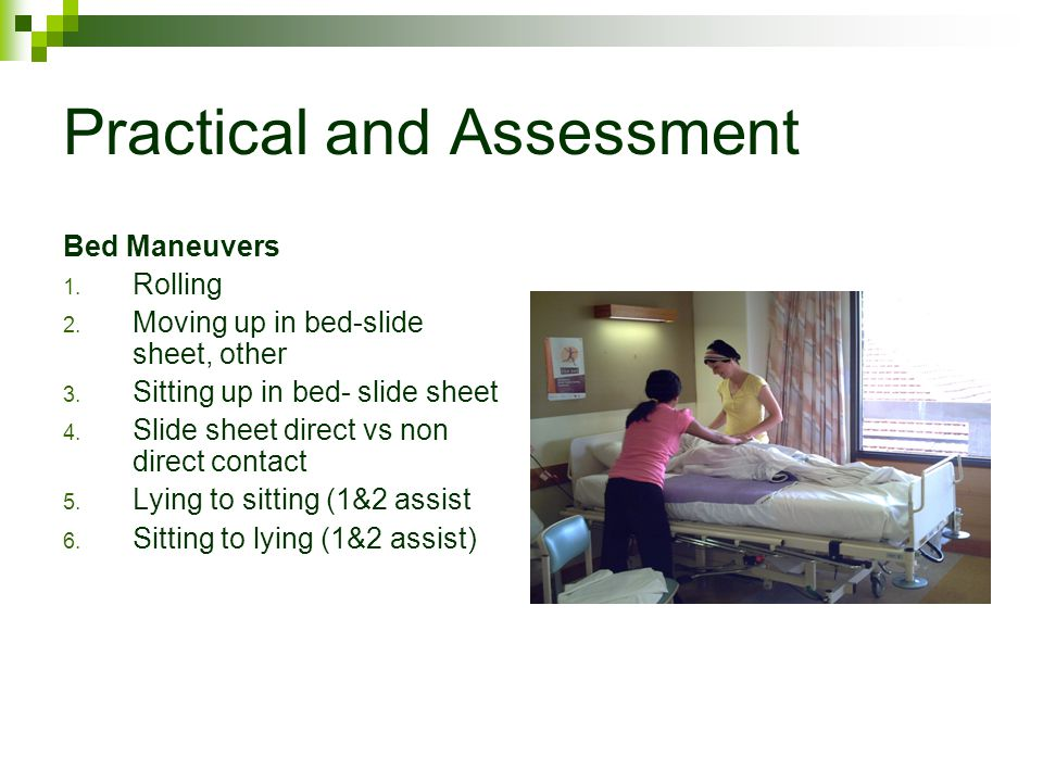 Practical and Assessment