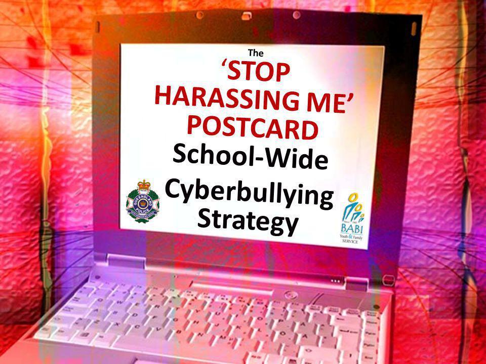 Cyberbullying Strategy