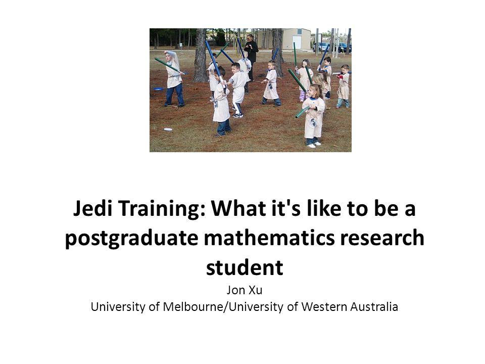 University of Melbourne/University of Western Australia