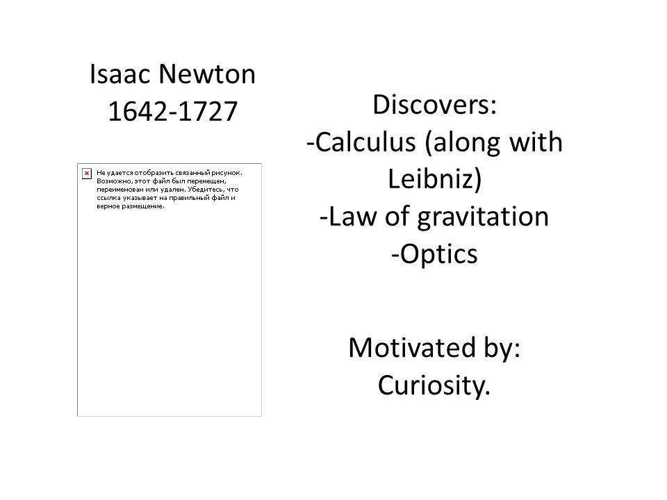 -Calculus (along with Leibniz)