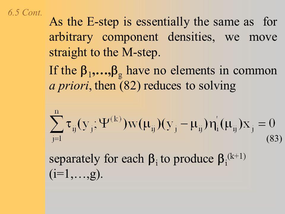 separately for each bi to produce bi(k+1) (i=1,…,g).