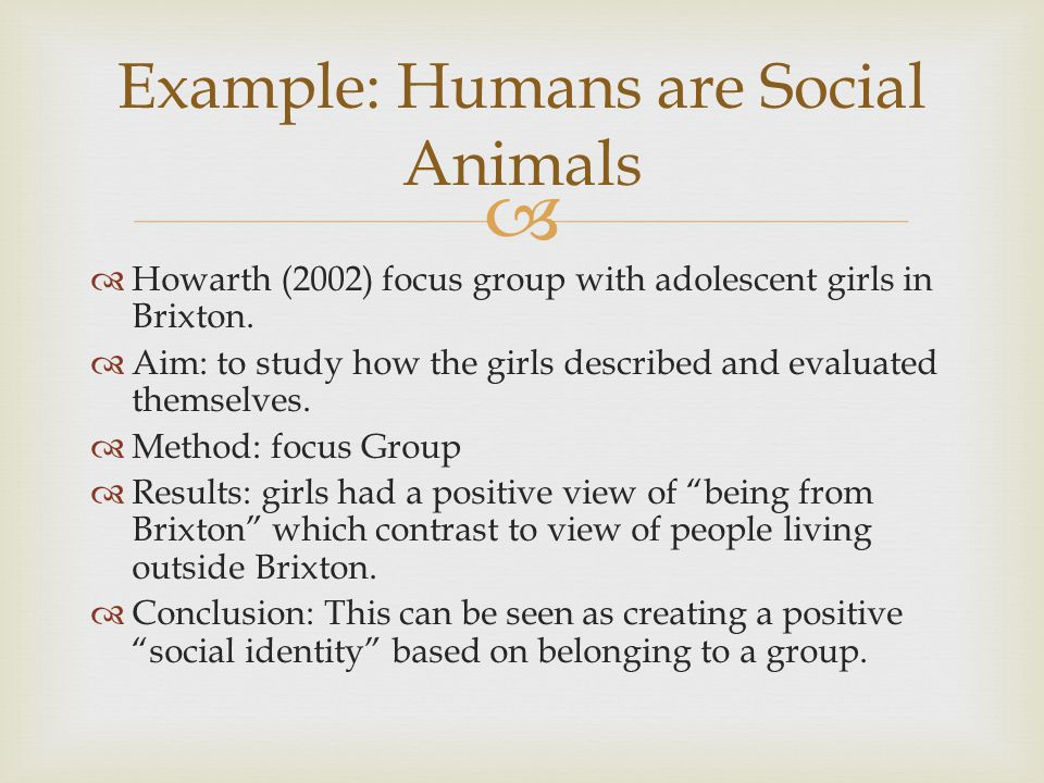 an essay on social behavior of humans We will write a custom essay sample on human behavior  describe how social norms influence behavior and beliefs about the environment social norms affect the .