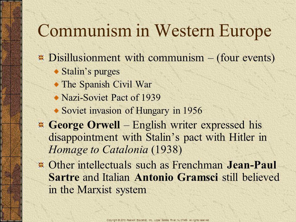Communism in Western Europe