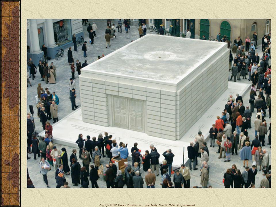 Rachel Whiteread's Nameless Library in Vienna commemorates the thousands of Austrian Jews killed in the Nazi Holocaust.