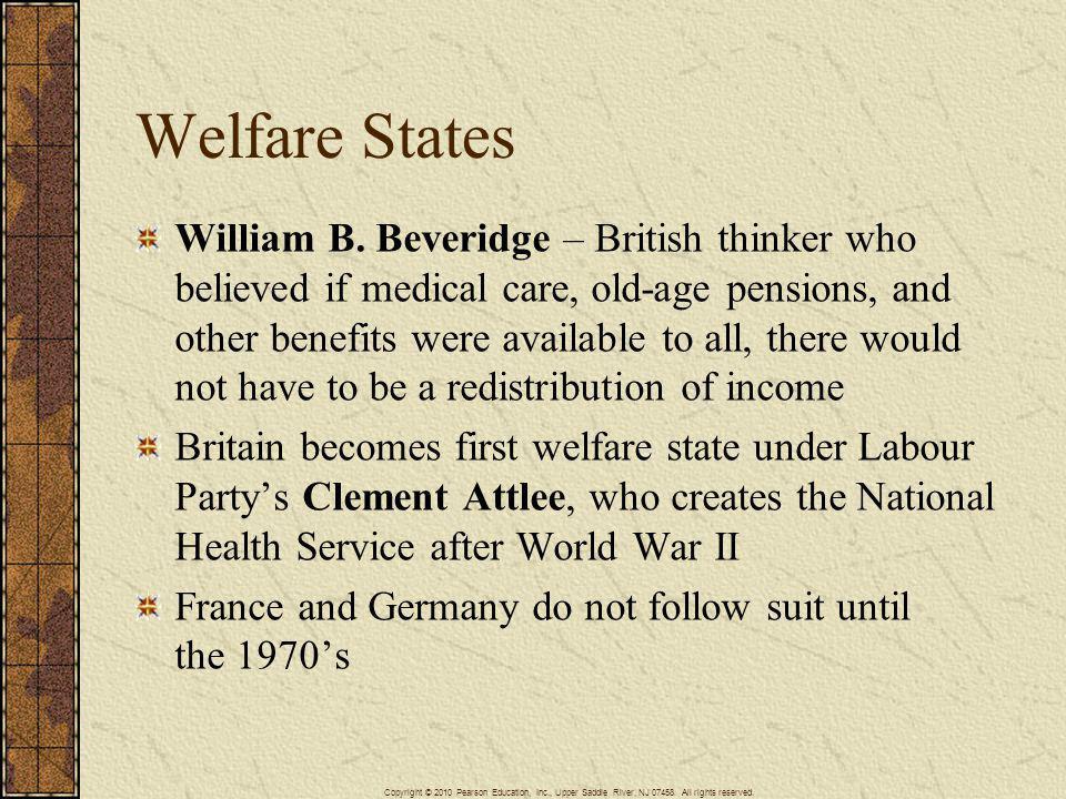 Welfare States