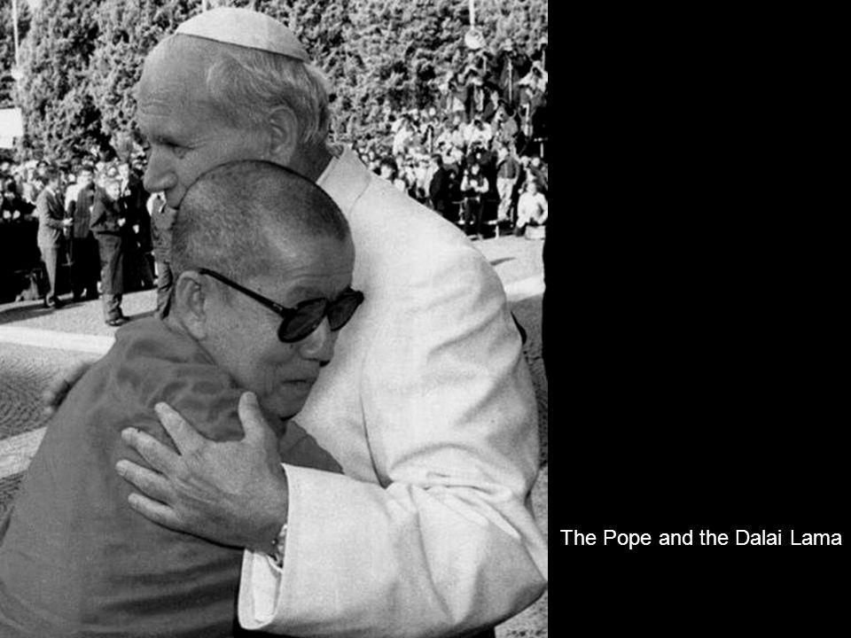 The Pope and the Dalai Lama