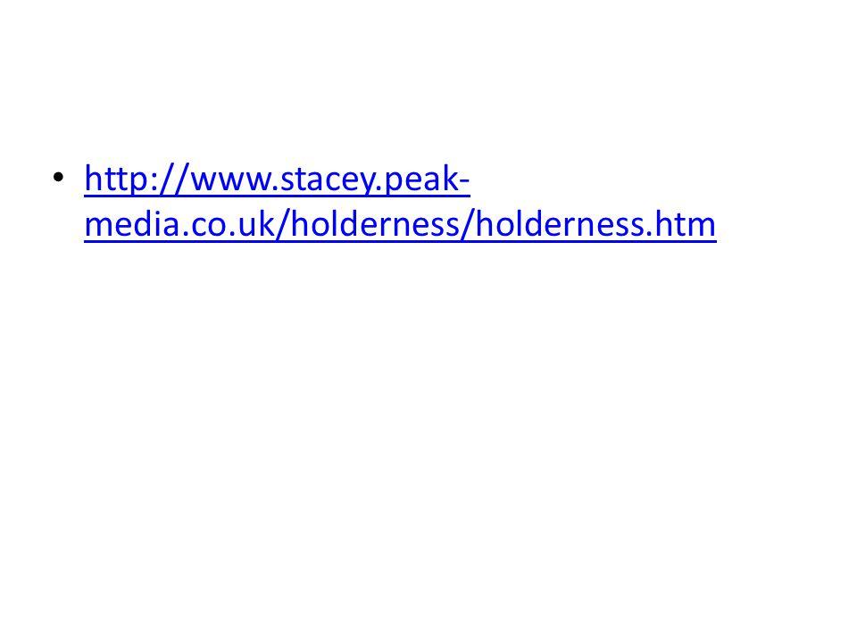 http://www.stacey.peak-media.co.uk/holderness/holderness.htm