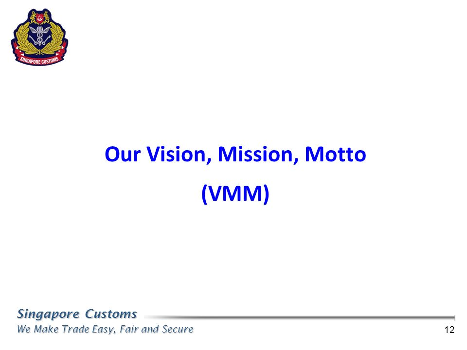 Our Vision, Mission, Motto