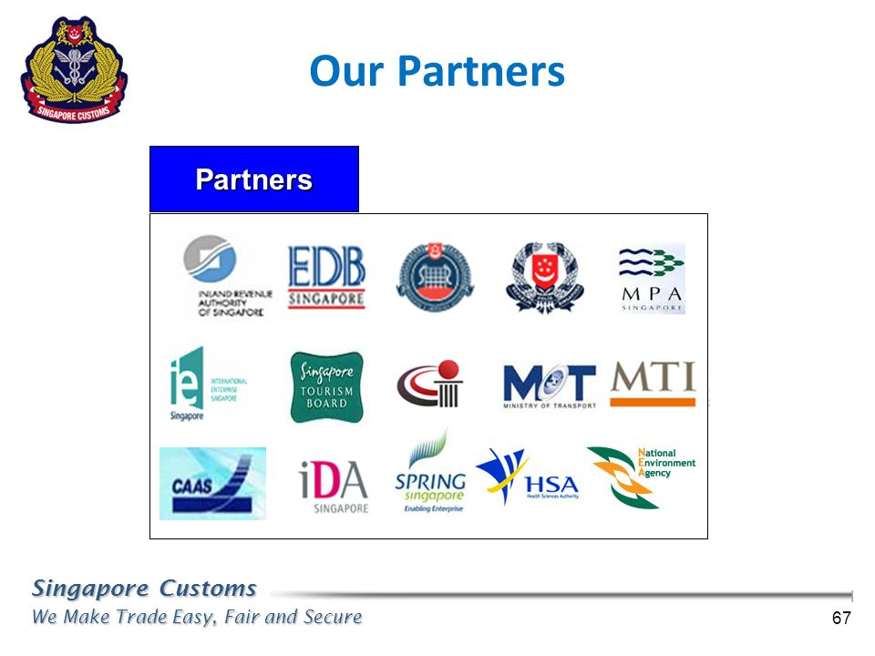 Our Partners Partners