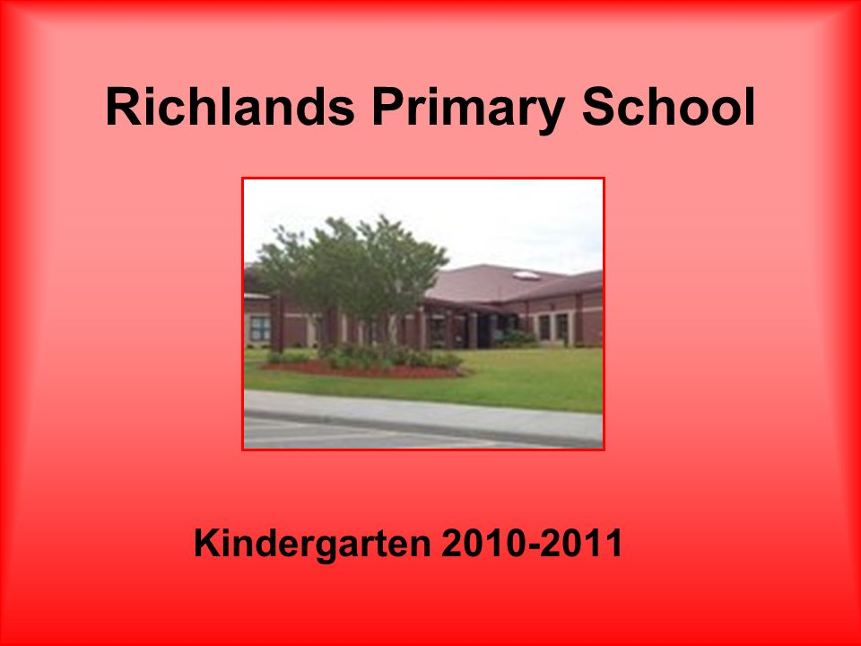 Richlands Primary School
