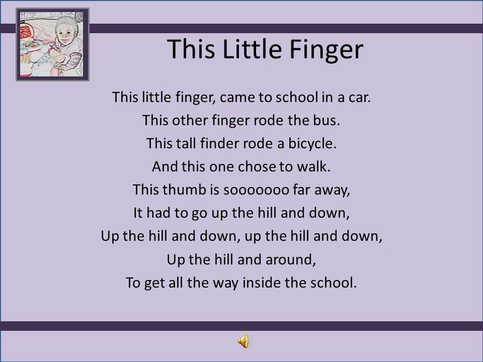 This Little Finger