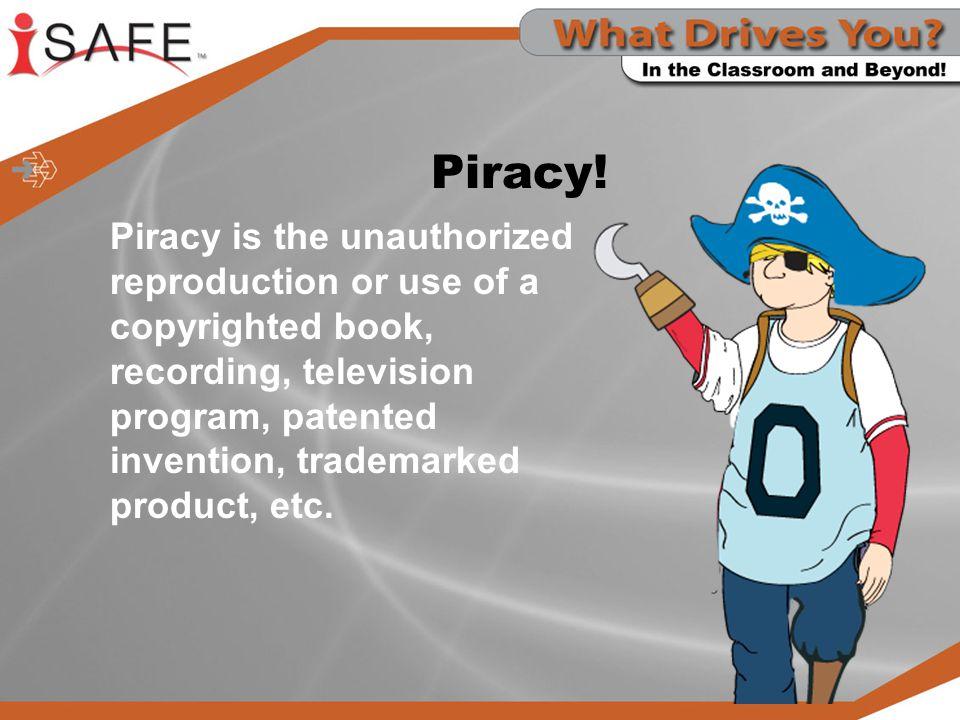 Piracy!