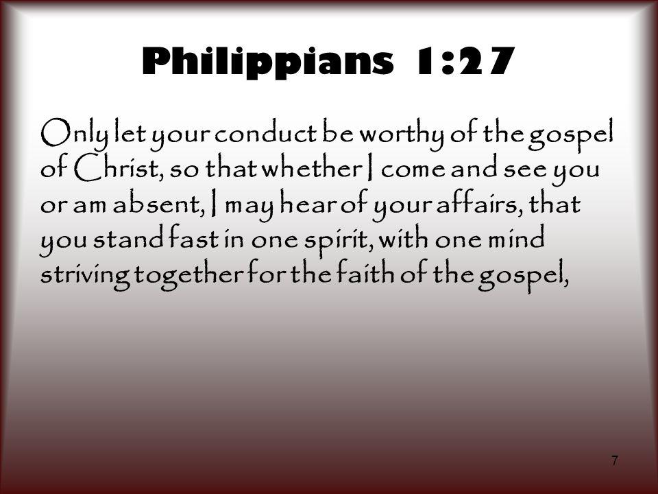 Philippians 1:27