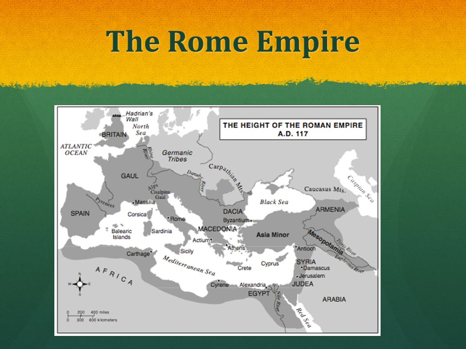 The Rome Empire
