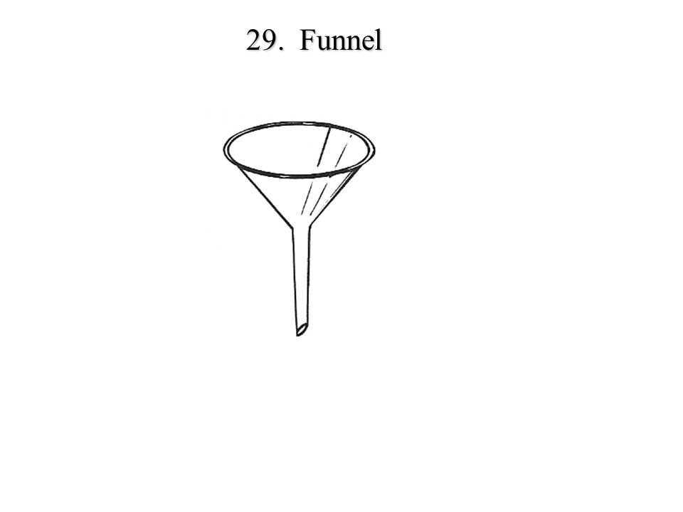 29. Funnel